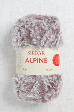 Image of Sirdar Alpine 0408 Mink