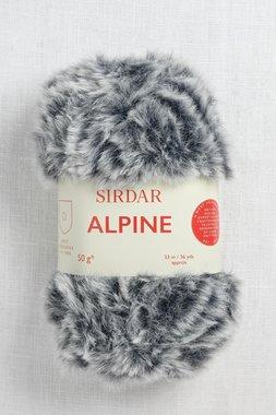 Image of Sirdar Alpine 0406 Midnight