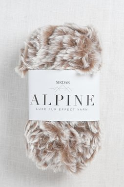 Image of Sirdar Alpine 0407 Sable