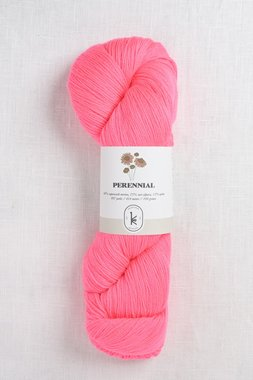 Image of Kelbourne Woolens Perennial 825 Neon Coral