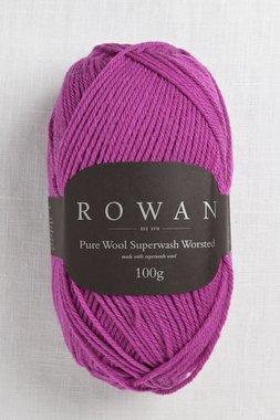 Image of Rowan Pure Wool Worsted 119 Magenta