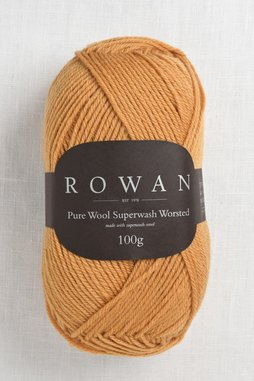 Image of Rowan Pure Wool Worsted 133 Gold