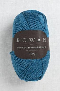 Image of Rowan Pure Wool Worsted 144 Mallard