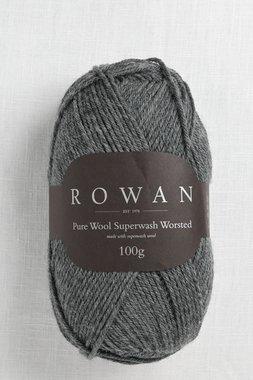 Image of Rowan Pure Wool Worsted 111 Granite