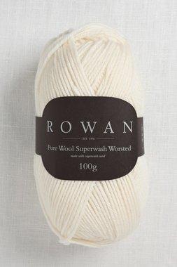 Image of Rowan Pure Wool Worsted 101 Ivory