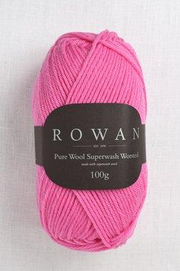 Image of Rowan Pure Wool Worsted 195 Rose