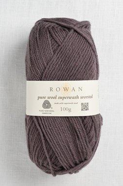 Image of Rowan Pure Wool Worsted 190 Raisin
