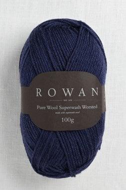 Image of Rowan Pure Wool Worsted 149 Navy
