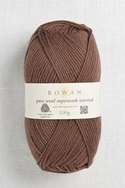 Image of Rowan Pure Wool Worsted 188 Toffee