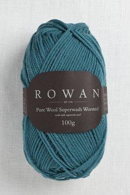 Image of Rowan Pure Wool Worsted 197 Teal