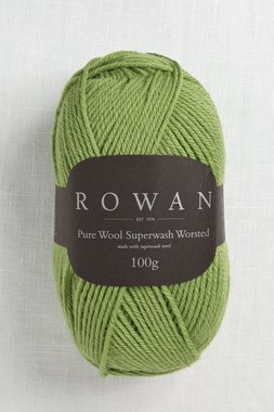 Image of Rowan Pure Wool Worsted 125 Olive
