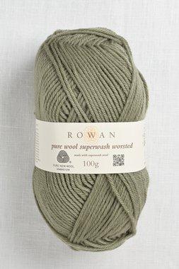Image of Rowan Pure Wool Worsted 193 Fern