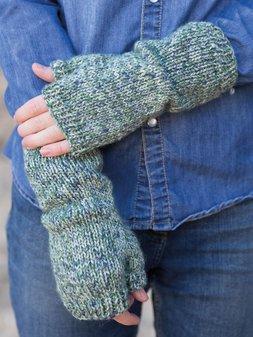 Image of Maisie Wristwarmers