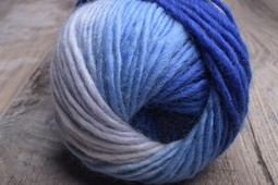 Image of Viking Odin Superwash Wool 823 Blues