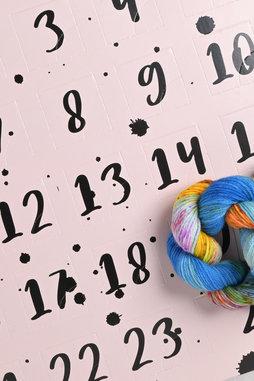Image of Hedgehog Fibres Advent Calendar 2021