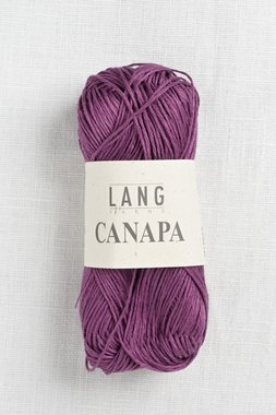 Image of Lang Canapa 65 Mulberry