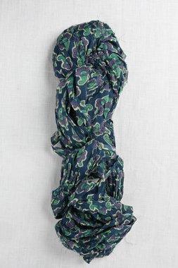 Image of Knit Collage Wildflower Cornflower