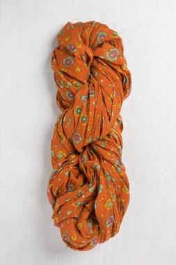Image of Knit Collage Wildflower Tart Orange