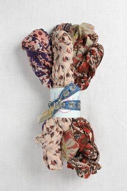 Image of Knit Collage Wildflower Mini Skein Set Blush Happy
