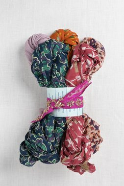 Image of Knit Collage Wildflower Mini Skein Set Sweet Dreams