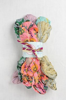 Image of Knit Collage Wildflower Mini Skein Set Salt Water Taffy