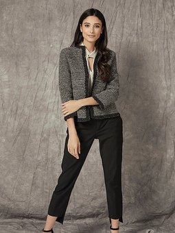 Image of Tweed Jacket