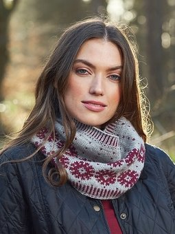 Image of Daystar Cowl