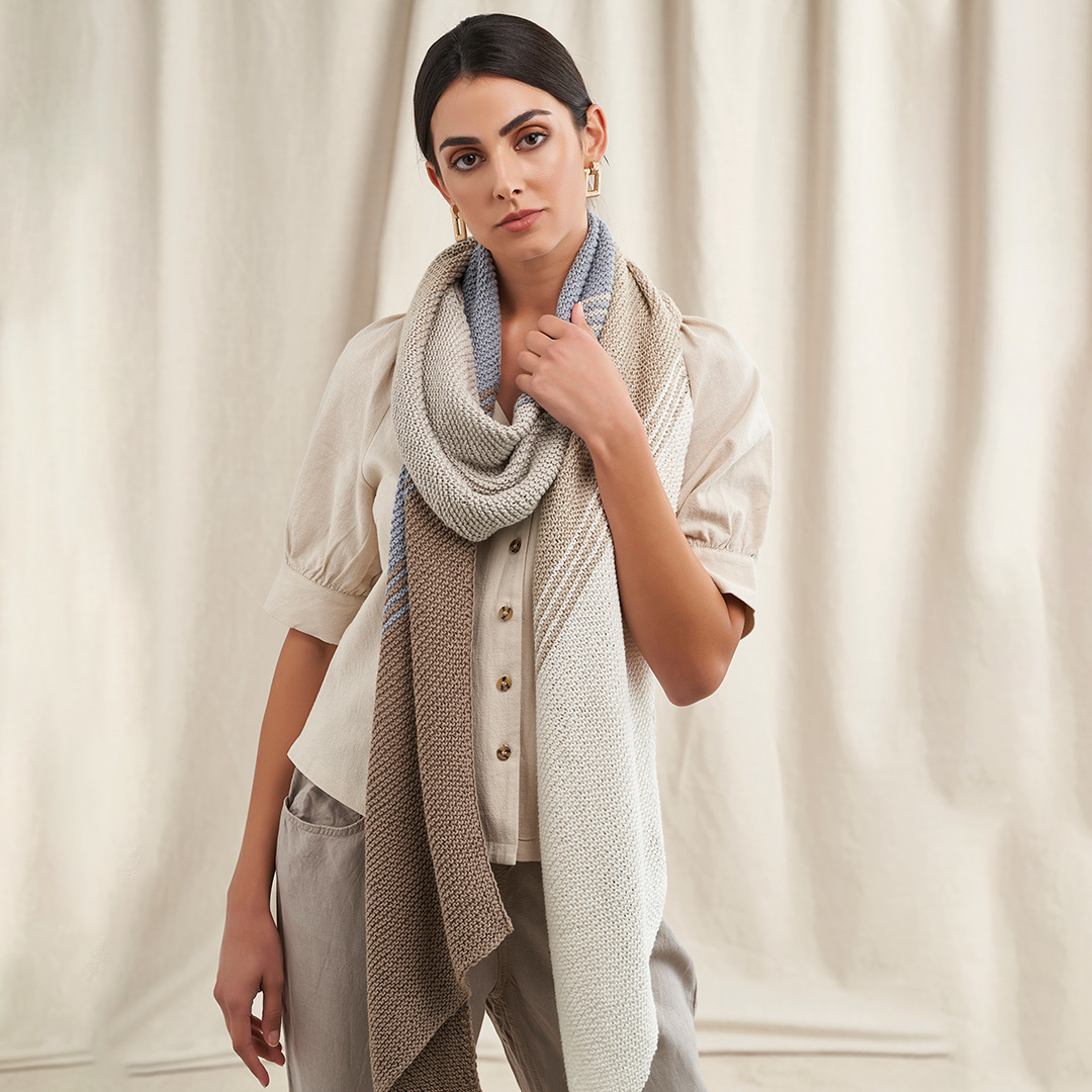Feature Pattern of the Week - Bree Shawl