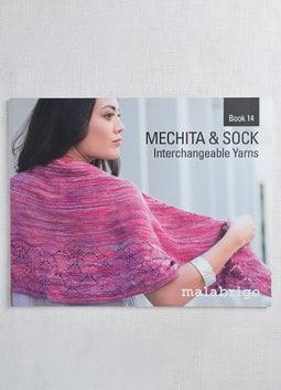 Image of Malabrigo Book 14 Mechita & Sock: Interchangeable Yarns