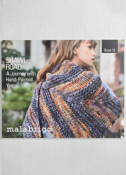 Image of Malabrigo Book 13: Shawl Road; A Journey with Hand-Painted Yarns
