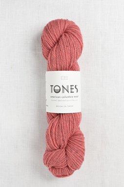 Image of Brooklyn Tweed Tones Lychee Overtone