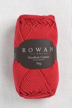 Image of Rowan Handknit Cotton 215 Rosso