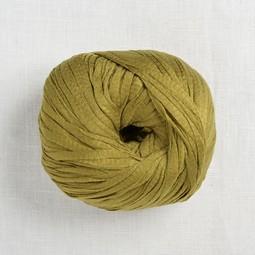 Image of Wool and the Gang Tina Tape Yarn 58 Moss Green
