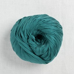 Image of Wool and the Gang Tina Tape Yarn 72 Quetzal Green