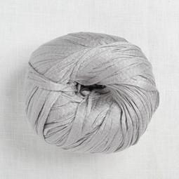 Image of Wool and the Gang Tina Tape Yarn 76 Rocky Grey