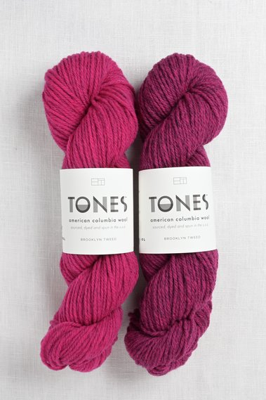 Brooklyn Tweed Tones
