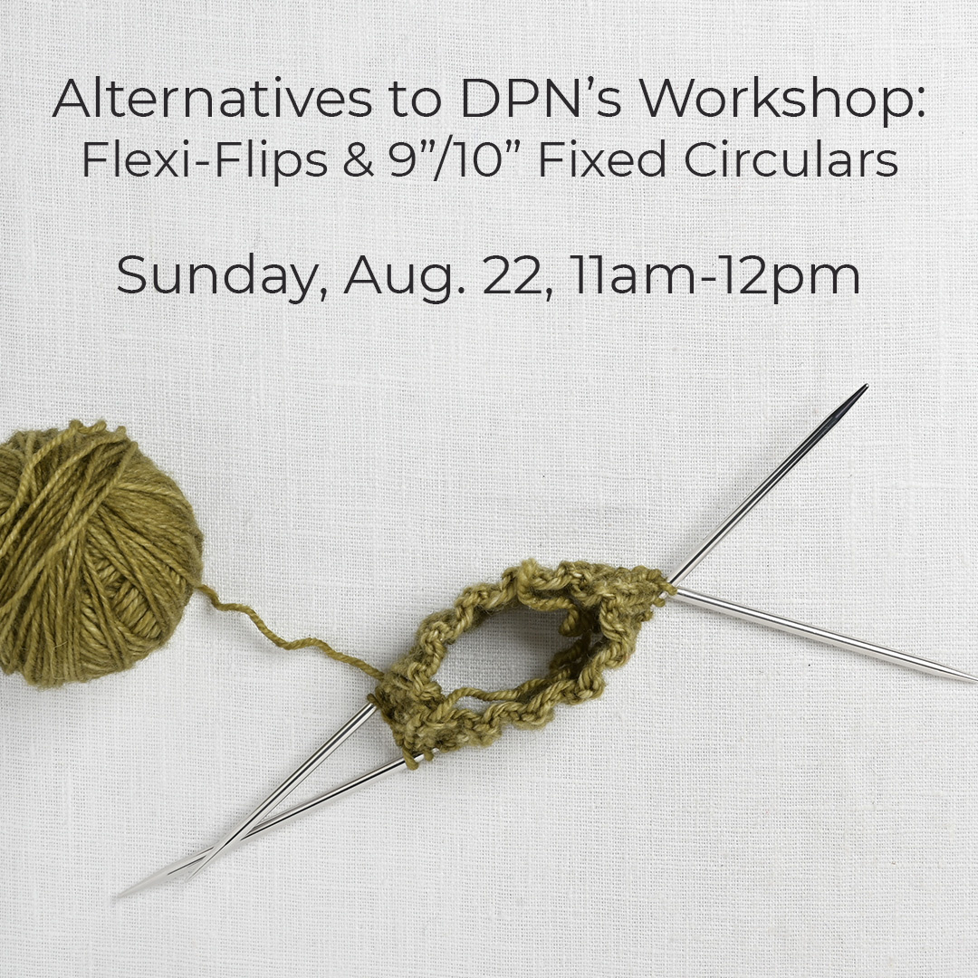 Alternatives to DPN's Workshop