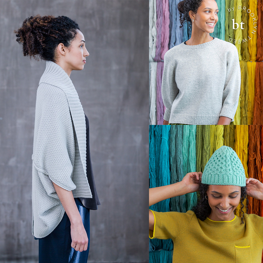 Feature Pattern of the Week - Knit's to Live In