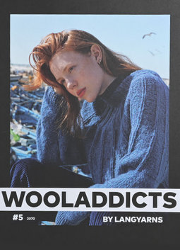 Image of Wooladdicts #5 Pattern Collection Book
