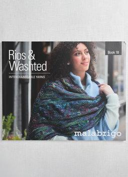 Image of Malabrigo Book 18: Rios & Washted; Interchangeable Yarns