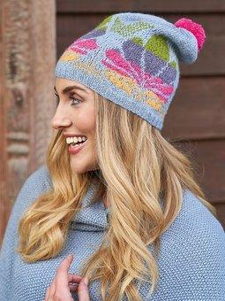 Image of Haida Hat