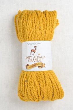 Image of Plymouth Baby Alpaca Grande 5762 Sunflower