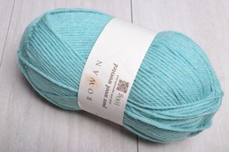 Image of Rowan Pure Wool Worsted 156 Bird Egg Blue