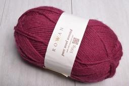 Image of Rowan Pure Wool Worsted 123 Deep Berry