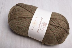 Image of Rowan Pure Wool Worsted 128 Burnished Green Heather