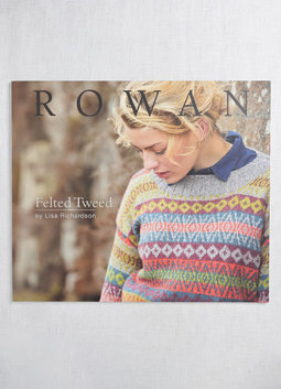 Image of Rowan Felted Tweed by Lisa Richardson