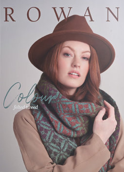 Image of Rowan Felted Tweed Colour Collection