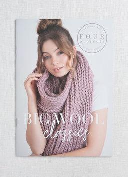 Image of Rowan Big Wool Classics: Four Projects by Quail Studio