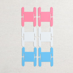 Image of Clover Knitting Bobbin Set, 6 ct.