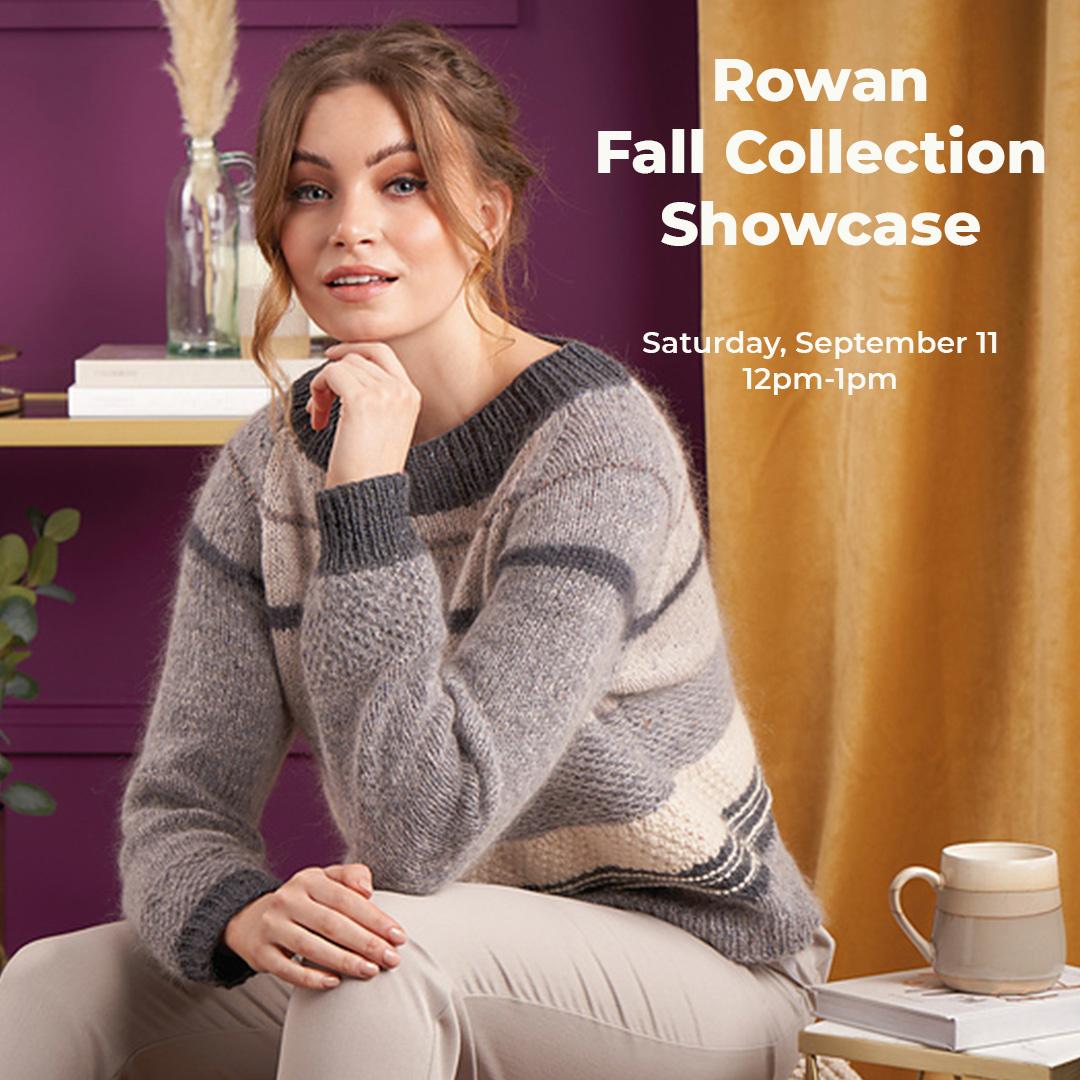 Rowan Fall Collection Showcase